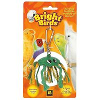 Bright Bird Toys - Crab