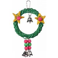 SuperBird Christmas Wreath Vine Swing