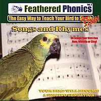 Feathered Phonics CD - Vol 2