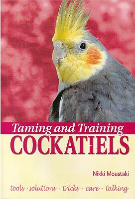 Taming A Cockatiel 22