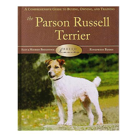 Jack Russell Terrier (Parson) - Dog Breed Books | OzPetShop