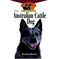 Australian Cattle Dog - Guide to a Happy Healthy Pet