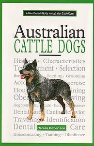 Books Training My Australian Cattle Dog
