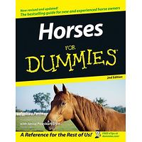 Horses For Dummies, 2nd Edition