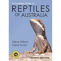 A Complete Guide to Reptiles of Australia 4th edition