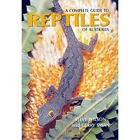 A Complete Guide to Reptiles of Australia 3rd edition