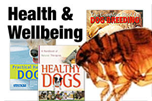 Health care books for dog owners