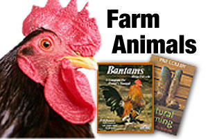 Farming and farm animal books