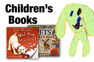 Books for kids who love pets and animals