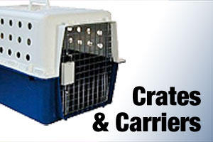 Cat crates and carriers