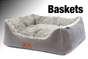 Dog baskets
