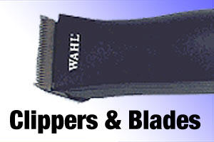 Dog clippers and blades