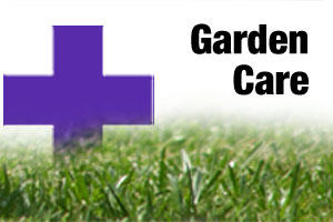 Garden care products for dogs