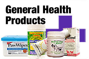 health products for puppies and dogs