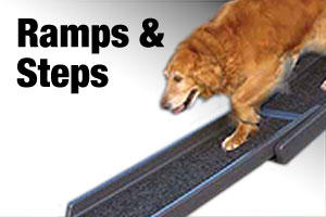 Ramps and stairs for dogs and puppies