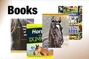 Horse and equestrian books