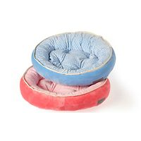 FuzzYard Polka Dot Reversible Pet Bed