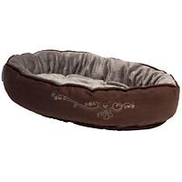 Rogz Snug Pod Cat Bed - Bronze Filigree