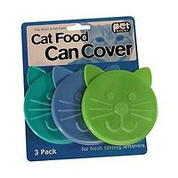 Cat Food Can Covers - 3 pack