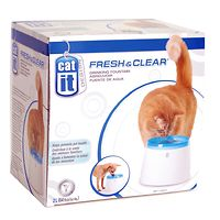 Catit 2 Litre Small Drinking Fountain for Cats & Pups