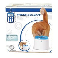 Catit Cat Fresh & Clear Small Drinking Fountain 2Ltr