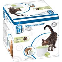 Catit Cat Fresh & Clear Fountain 3Ltr