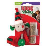Kong Holiday Stocking Cat Toy