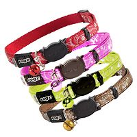 Rogz Silk Cat Collars