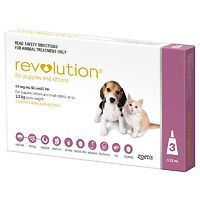 Revolution for Puppies & Kittens - Pink 3pk