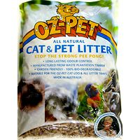 Oz-Pet Kitty Litter 10Kg