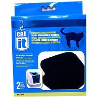 Catit Hooded Cat Pan Replacement Filters