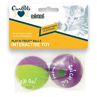Play-N-Treat Cat Ball