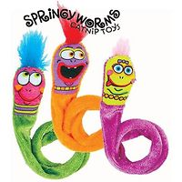 Springy Worms