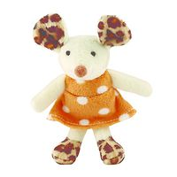 Bliss Cat Toy Dress Mouse