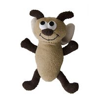 Bliss Cat Toy Brown Bug