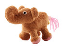 Bliss Cat Toy Brown Elephant
