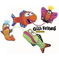 Gill Friends Catnip Cat Toy