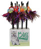 Bliss Cat Tinsel Owl Wand