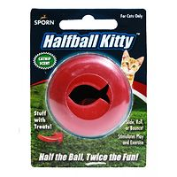 Sporn Halfball Kitty
