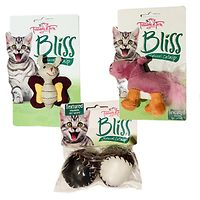 Bliss Cat Toys 3 Pack - Hippo Balls Butterfly