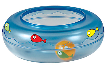 Fantasy fish bowl interactive cat toys ozpetshop for Fish bowl toy