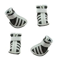Dog Boots PVC set of 4