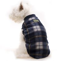 Dog Pyjamas by Hamish McBeth - Blue Tartan