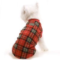 Dog Pyjamas by Hamish McBeth - Red Tartan