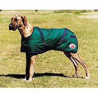 Thermo Master Supreme Dog Coats - Hunter Green
