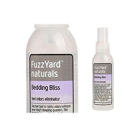 Fuzzyard naturals bedding bliss dog bed odour eliminator for Fish tank odor eliminator