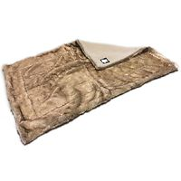 Luxury Pet Blanket Chestnut