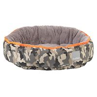FuzzYard Camo Pet Bed