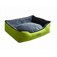 Scream Rectangle Bolster Bed Loud Green
