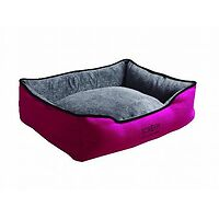 Scream Rectangle Bolster Bed Pink